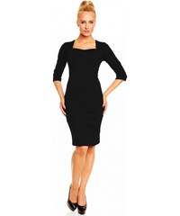 Lental Šaty Diana černá 44