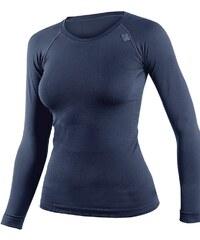 Gina Dámské funkční triko II. Coolmax modročerná S/M