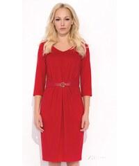 Zaps Dámské šaty Blair Red červená XL