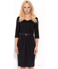 Zaps Dámské šaty Blair Black černá XL