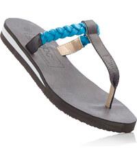 bpc bonprix collection Mules entredoigt gris chaussures & accessoires - bonprix