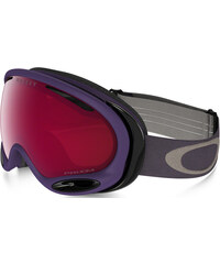 Oakley A-Frame 2.0 Prizm Schneebrillen Goggle purple shade / prizm rose
