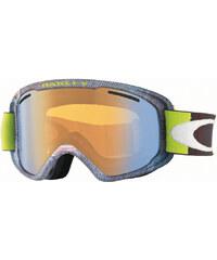 Oakley O2 Xm Schneebrillen Goggle aberdeen green rhone/ hi pers.
