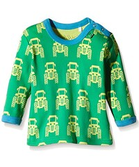 Fred's World by Green Cotton Baby - Jungen Langarmshirts Tractor L/sl T Baby