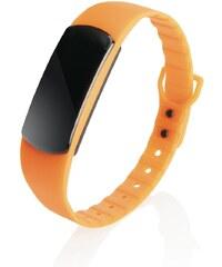 XD Design Loooqs, fitness náramek Be Fit , oranžová