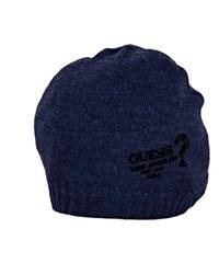 Pánská čepice Guess AM0393WOL01 modrá