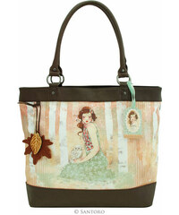 Santoro - Willow Handbag - Mademoiselle Snow 501EC01