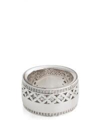 Esprit Kovový prsten se zirkony
