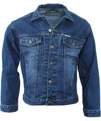 BUGJO bunda pánská riflová džíska