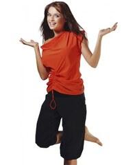 Fitness tričko Atena III orange