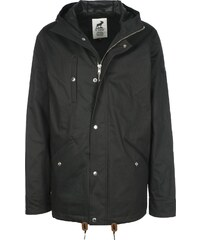 Fat Moose Outskirts Long Parka black