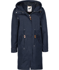 Rain Deer Commuter W parka navy