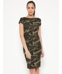 Tantra Dámské šaty DRESS9514_Khaki