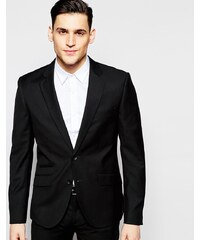 Antony Morato - Veste de costume stretch coupe ultra slim - Noir