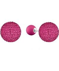 NAHU Paar Ohrstecker Doubleface mit Preciosa Crystal, »Sirius, NAE-SIRIUS-09«