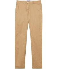 GANT Pantalon Chino Slim - Dark Khaki