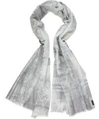 FRAAS XXL-Schal in Bauwolle und Seide