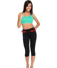 Fitness legíny Slimming capri
