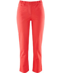 bpc selection Pantalon extensible 7/8 rouge femme - bonprix