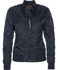 Alpha Industries Ma-1 Vf 59 W Bomberjacke rep. blue