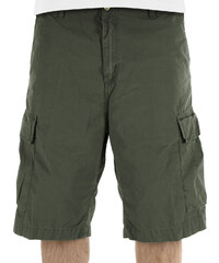 Carhartt Wip Cargo Columbia Ripstop short cypress rins.