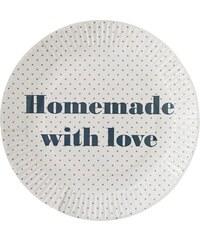 Bloomingville Papírové talíře Homemade - 8 ks