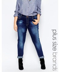 Praslin Plus - Jean slim - Bleu
