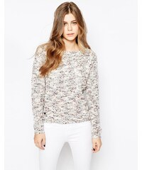 Vero Moda - Pull en maille épaisse - Blanc