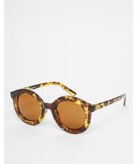 ToyShades - Polo - Runde Sonnenbrille - Braun
