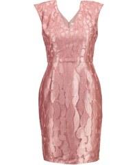 Reiss NORA Cocktailkleid / festliches Kleid pink
