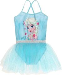 Disney Die Eiskönigin Ballettanzug türkis in Größe 98 für Mädchen aus 88% Polyester 12% Elastan 100% Polyester