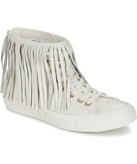 Converse Chaussures CHUCK TAYLOR ALL STAR FRINGE LEATHER HI