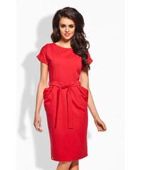 Lemoniade Rudé šaty L129