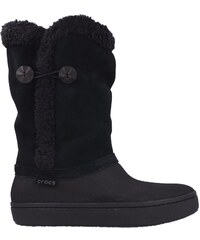 CROCS MODESSA SUEDE BUTTON BOOT 14536