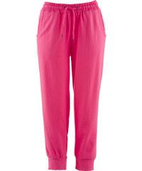 bpc bonprix collection Pantacourt en jersey fuchsia femme - bonprix