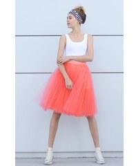 Lunicite tylová sukně Lesní jahoda