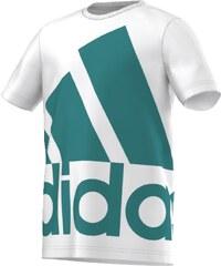 Adidas Chlapecké tričko ESSENTIALS OVERSIZE LOGO AK2008
