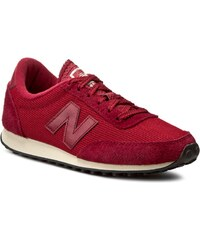 Sneakers NEW BALANCE - Classics U410VR Dunkelrot