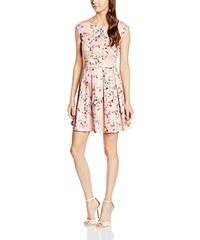 Closet Damen Kleid V Back Floral Tie