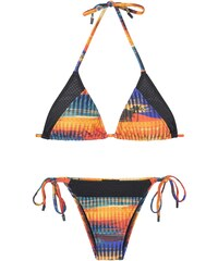 Salinas Bikini Brésilien Sport, Collaboration Avec Adidas - Orange Rio