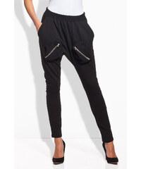 Lemoniade Černé teplákové kalhoty L128