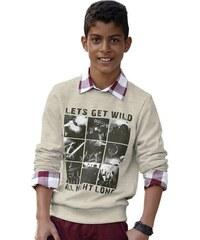 H.I.S Sweatshirt weiß 128/134,140/146,152/158,164/170,176/182