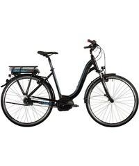 CORRATEC Corratec City E-Bike 28 Zoll 8 Gg Nabenschaltung Mittelmotor E-Power 28 Active Lady 400W schwarz RH 45 cm,RH 48 cm,RH 51 cm,RH 54 cm