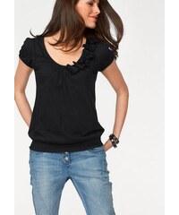Aniston Damen T-Shirt schwarz 34,36,38,40,42,44