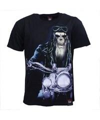 BLACK HAVEN BLACK HEAVEN tričko pánské oboustranný potisk
