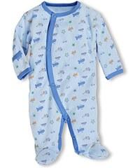 Schnizler Baby - Jungen Schlafstrampler Allover Schlafanzug, Frühchen, Oeko-tex Standard 100