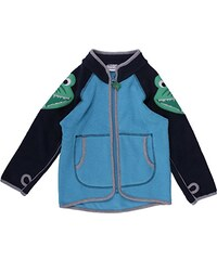 Fred's World by Green Cotton Baby - Jungen Jacke Fleece Jacket Boy Baby