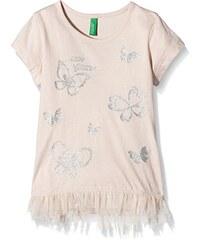 United Colors of Benetton Mädchen, T-Shirt, 3TM4C13KP