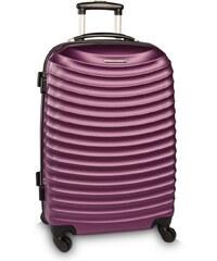Cestovní kufr Fabrizio Urban waves M 10165-60-1900 vínová