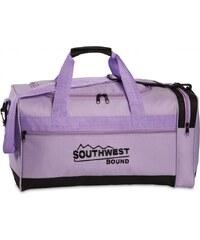 Cestovní taška Southwest 30266-1800 fialová